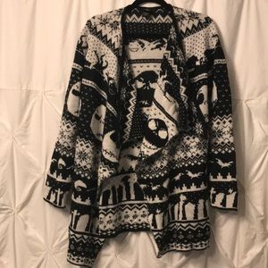 Disney's A Nightmare Before Christmas Cardigan